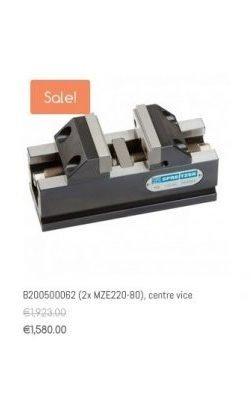 mze220-80 2x sale